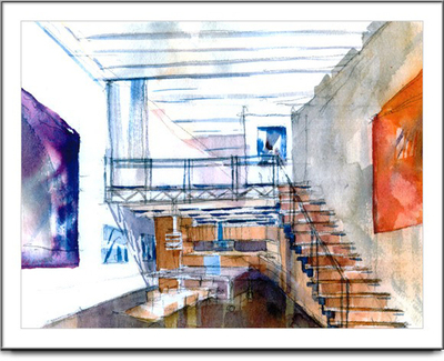 Watercolor_of_loft_interior